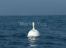 SVP-B drifter at sea surface