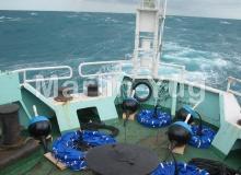 Deployment of SVP-B drifters